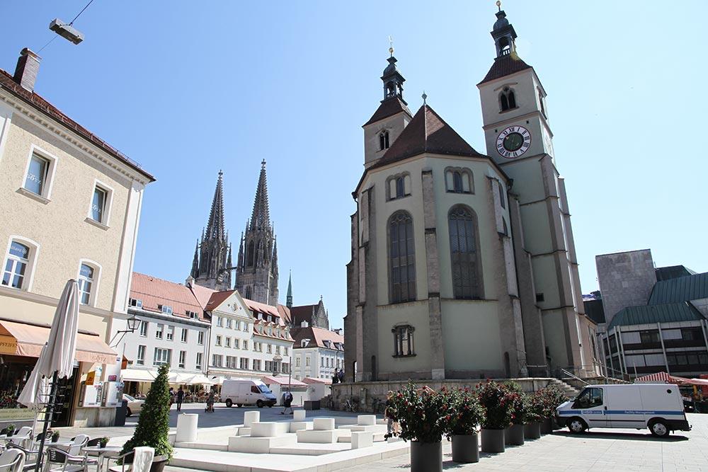 Impression von Anwaltskanzlei Christa Gottwald in Regensburg