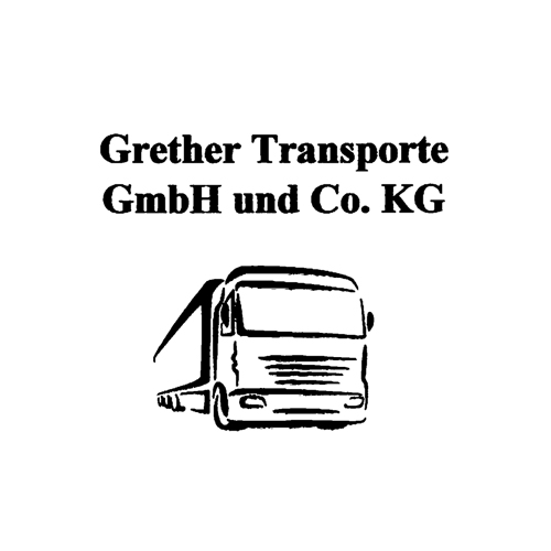 Logo der Firma  Grether Transporte GmbH & Co.KG aus Ötigheim