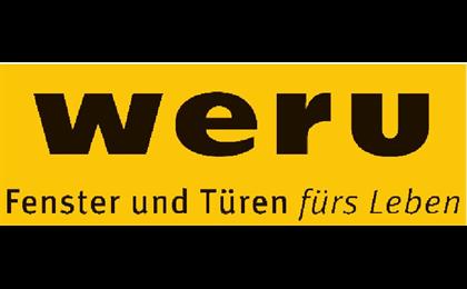 Logo der Firma Fenster Weru aus Frankfurt