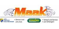 Logo der Firma Autohaus Maak aus Linda