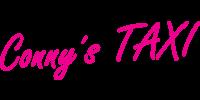 Logo der Firma Conny''s TAXI aus Bühl
