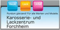 Logo der Firma Karosserie- und Lackzentrum Forchheim aus Forchheim