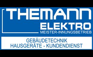 Logo der Firma Elektro Themann Gebäudetechnik, Inh. Harald Themann aus Helmbrechts
