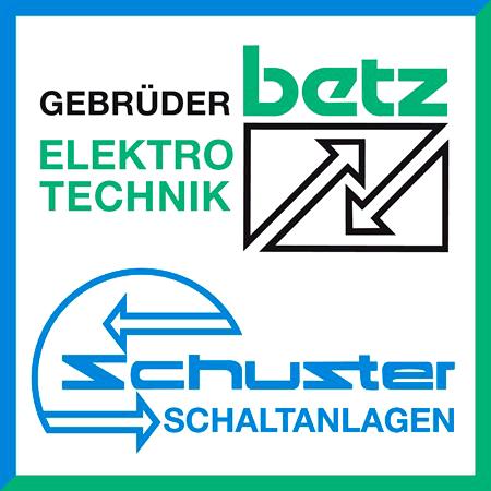 Logo der Firma Gebrüder Betz und H.G. Schuster KG aus Karlsruhe