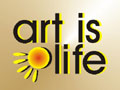Logo der Firma art is life Werbe- und Veranstaltungsservice aus Dresden