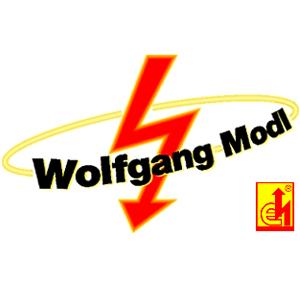 Logo der Firma Wolfgang Modl Elektro e.K. aus Karlsruhe
