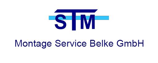 Logo der Firma STM - Montage Service Belke GmbH aus Liebenburg