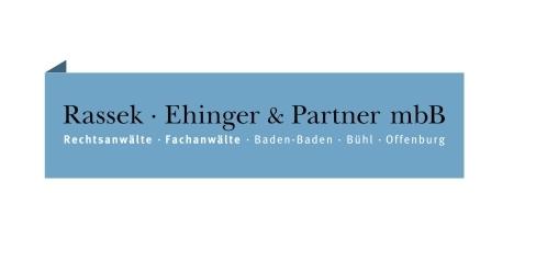 Logo der Firma Rassek & Partner mbB aus Bühl