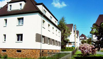 Impression von Wohnungsgenossenschaft Sachsenring eG in Hohenstein-Ernstthal