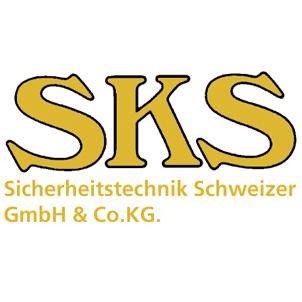 Logo der Firma SKS Sicherheitstechnik Schweizer GmbH & Co. KG aus Pforzheim