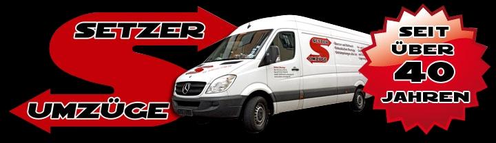 Logo der Firma Setzer Umzüge aus Rastatt