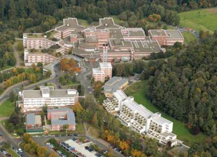 Firmeneintrag von klinikum aschaffenburg in aschaffenburg for B b aschaffenburg