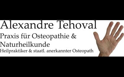 Logo der Firma Heilpraktiker Tehoval A. aus Frankfurt