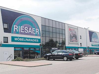 Firmeneintrag Von Riesaer Möbelparadies In Riesa