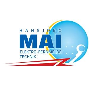 Logo der Firma Hansjörg Mai Fernmelde-Elektrotechnik aus Ettlingen