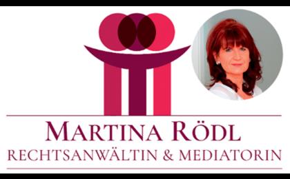 Logo der Firma Rechtsanwältin u. Mediatorin Rödl Martina aus Frankfurt