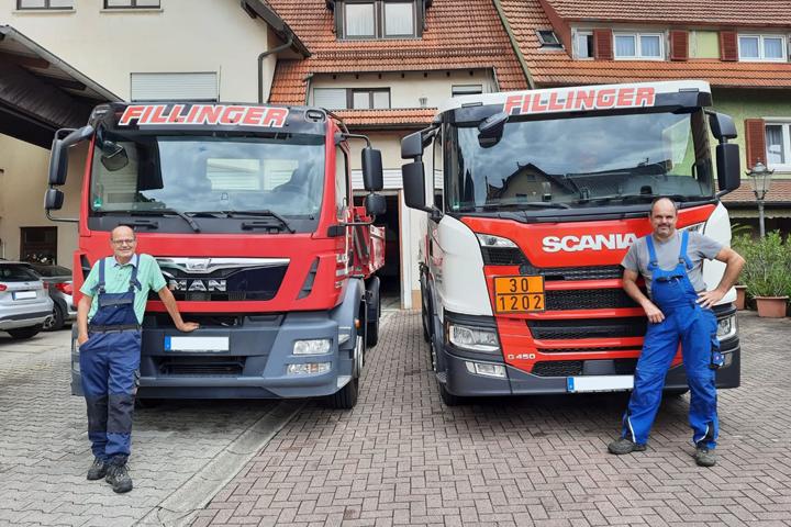 Impression von Fillinger Brennstoffhandel und Fuhrbetrieb in Baden-Baden