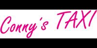 Logo der Firma Conny''s TAXI aus Bu00fchl