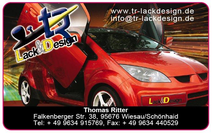 Impression von TR Lack & Design in Mitterteich
