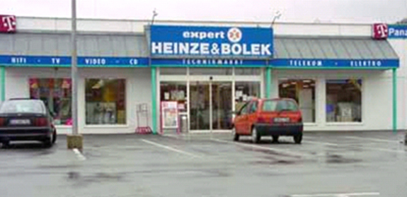 Impression von Heinze & Bolek Elektrofachmarkt in Neustadt b.Coburg