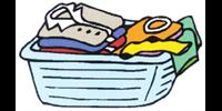 Logo der Firma WÄSCHEREI Friess Bernd aus Selb