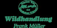 Logo der Firma Wildhandlung & Partyservice Frank Müller aus Chemnitz